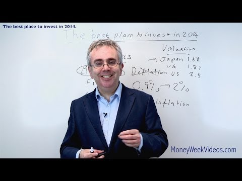 The best place to invest in 2014 - MoneyWeek Videos