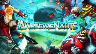 CGRundertow AWESOMENAUTS for PlayStation 3 Video Game Review