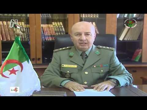 Reportage    Ecole militaire de transmission à kolea Algerie HD