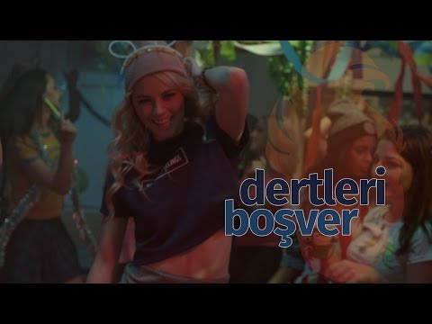 Hayrettin - Dertleri Boşver (Official Music Video)