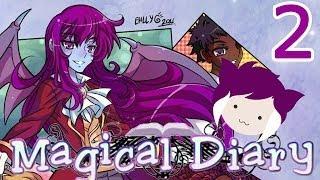 MAGICAL DIARY Part 2 - Classes!