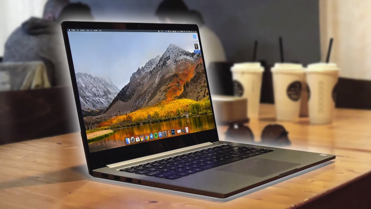 Xiaomi Notebook Pro i7 + Hackintosh MacOS High Sierra