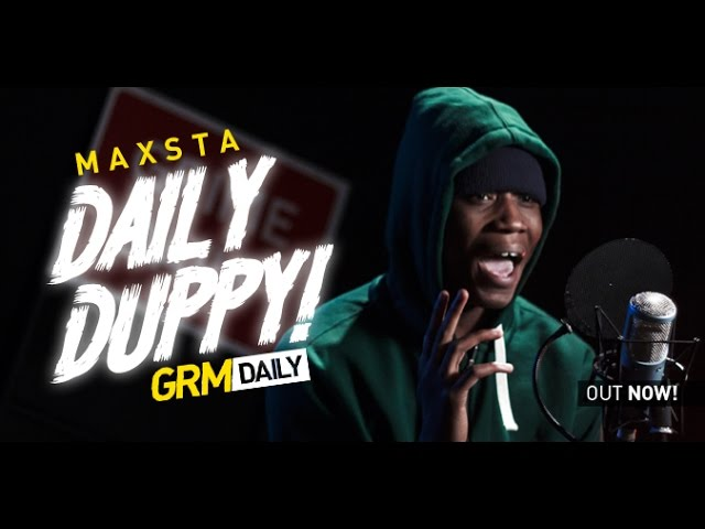 Maxsta - Daily Duppy S:04 EP:03 [GRM Daily]