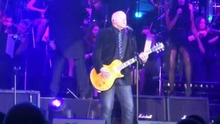 Midge Ure performing Hymn at RMC Munich, 2 April 2016