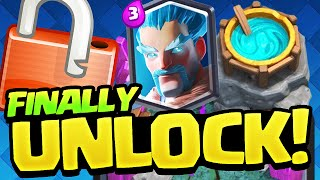Clash Royale Arena 5 UNLOCKED! NO Gems - Spell Valley Reached!