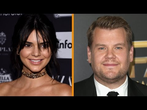 Why Everyone's Talking About Kendall Jenner and James Corden