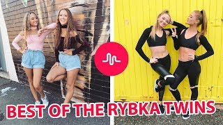 Best Of The Rybka Twins (Famous Twin) Musically Compilation 2018