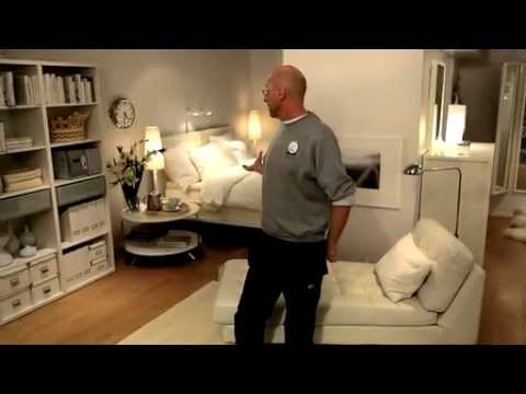 schwedische tipps von ikea mit farbe atmosph re zaubern youtube. Black Bedroom Furniture Sets. Home Design Ideas