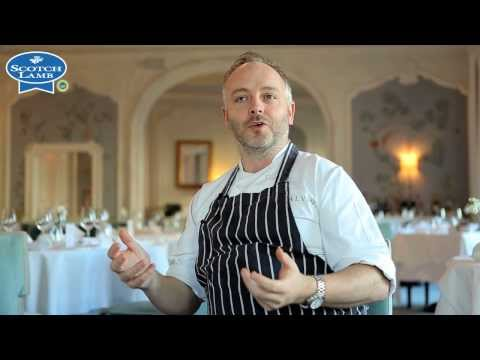 Chef Craig Sandle talks Scotch lamb, Michelin stars and the Galvin brothers