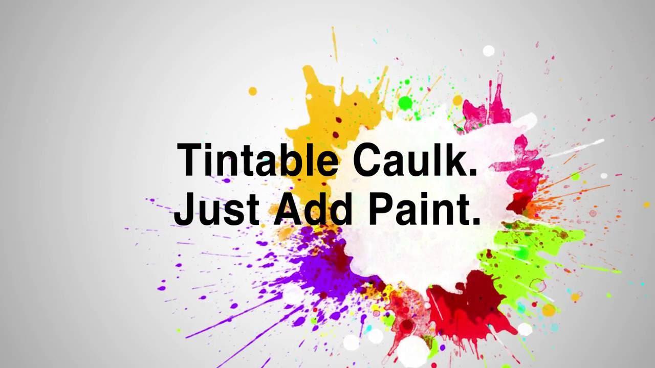 Where to Use Sashco's eXact color Custom Color Caulk
