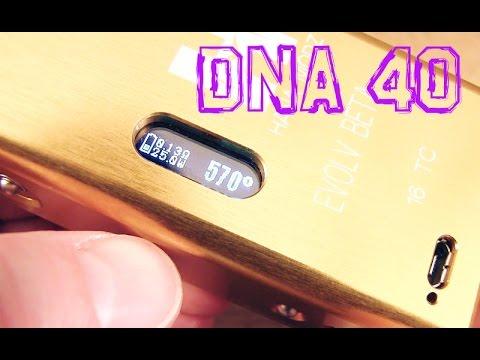 DNA 40 Introduction Basics!