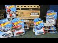 2018 B USA Hot Wheels DOUBLE Case Unboxing November 2017 K Day Kmart Collectors Event