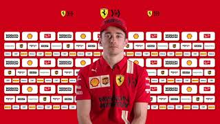 F1 Ferrari SF1000 - Interview with Charles Leclerc