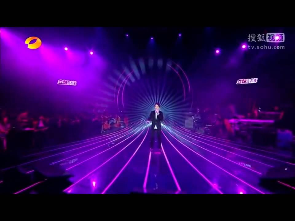 《我是歌手》第7期林志炫絕對實力無歌詞神曲 【Opera】 - YouTube