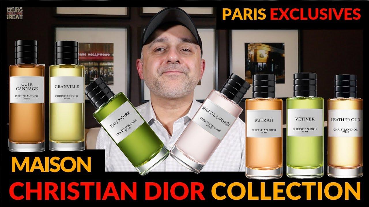e12bce660d You Can Still Buy Dior Vetiver, Eau Noire, Mitzah, Granville, Leather Oud,  Cuir Cannage + More