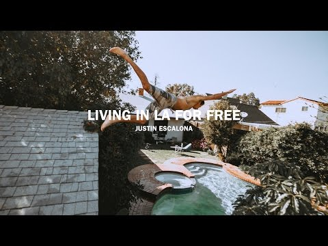 HOW I LIVED IN LOS ANGELES FOR FREE (feat. Huey Mack)