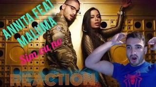 Sim Ou Não - Anitta Feat Maluma Reaction Video