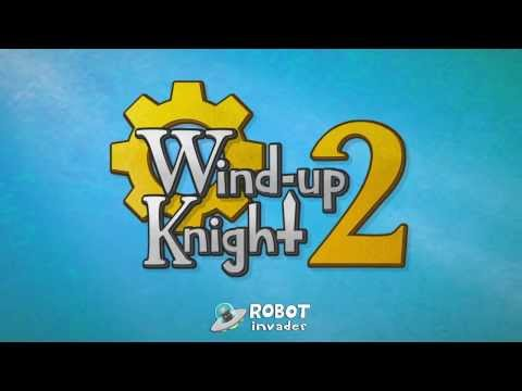 Wind-up Knight 2 Teaser Trailer