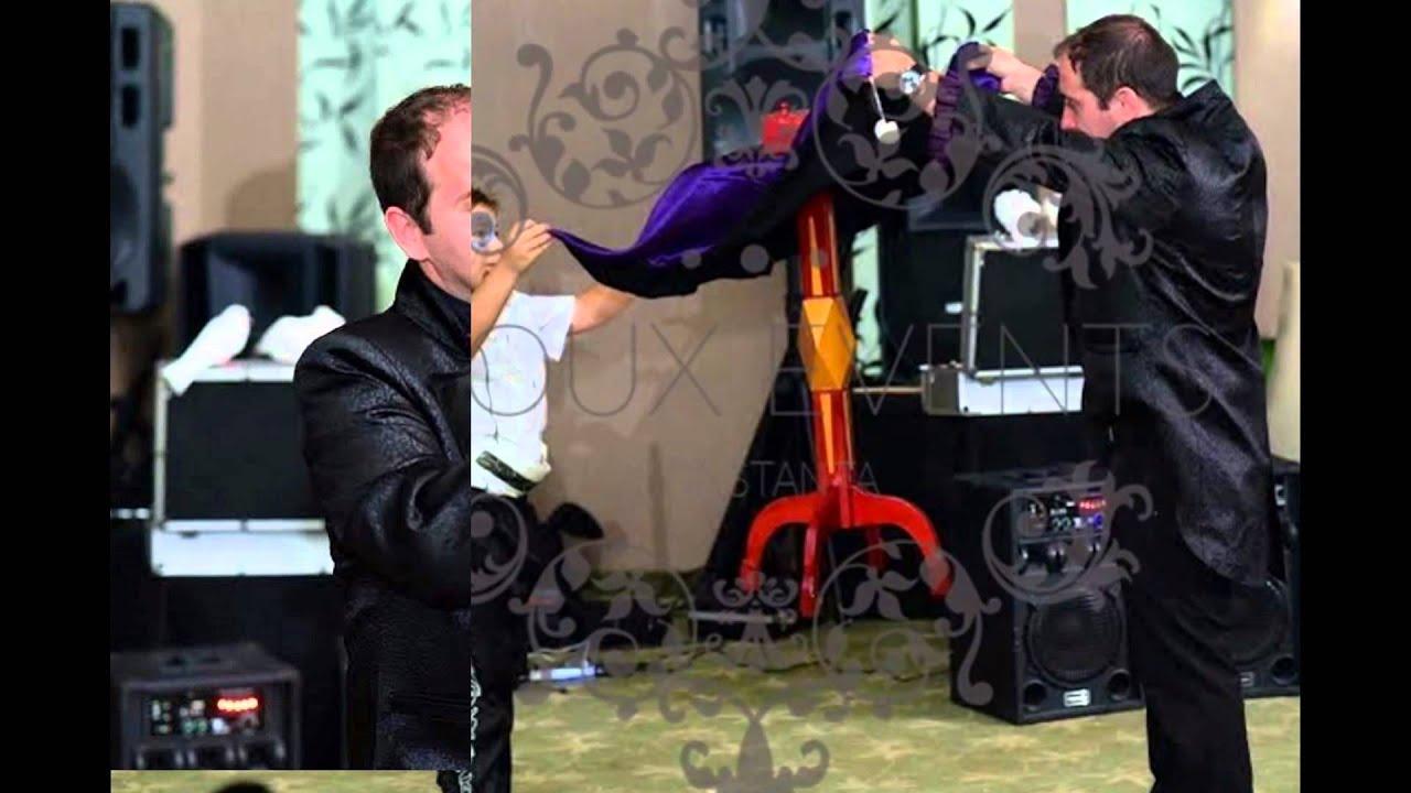 Spectacol de magie la evenimente in Constanta,  magician profesionist in Constanta - 0762838354