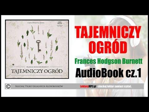 Tajemniczy Ogród Audiobook Mp3 Cz 1 Książka Audio