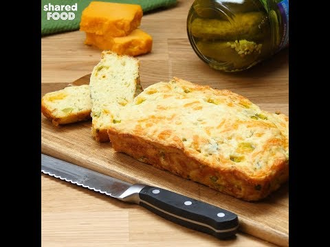 Dill Pickle Bread Recipe - Shared Food