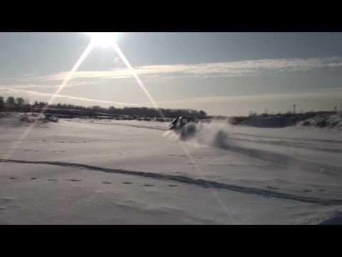 Снегоходные сани