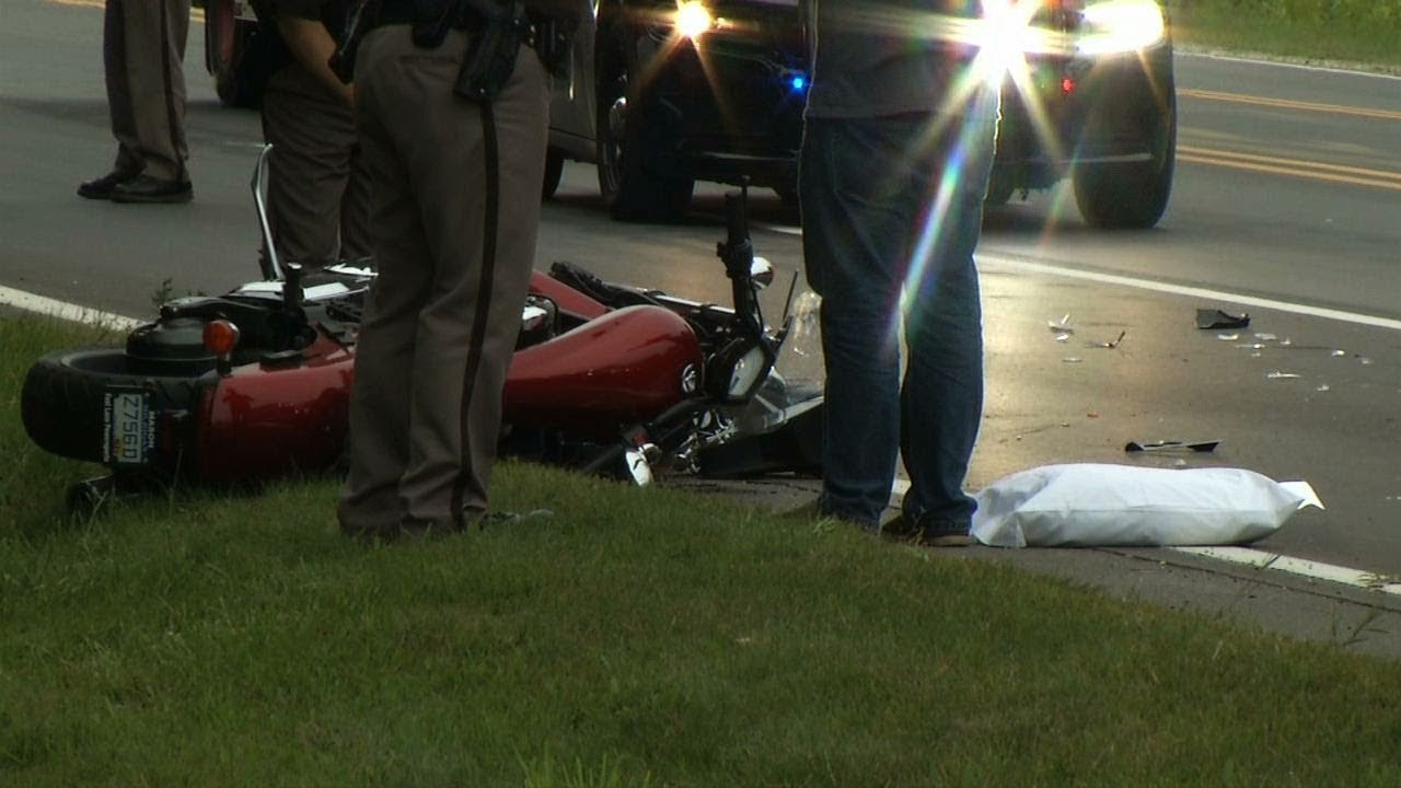 Owosso Man Killed in Wexford County Motorcycle Crash