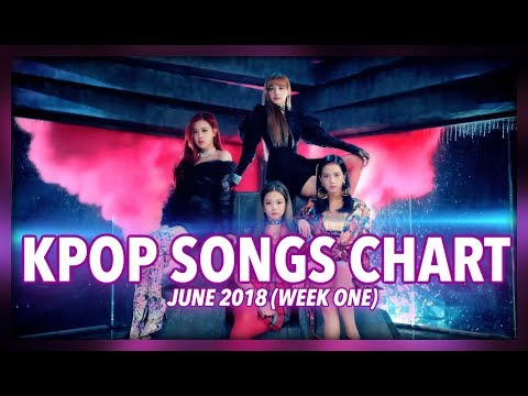 K-POP SONGS CHART | JULY 2018 (WEEK 1)