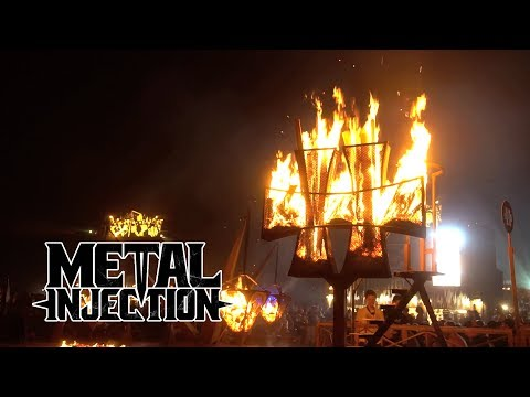 The Sights Of HELLFEST 2017   Metal Injection