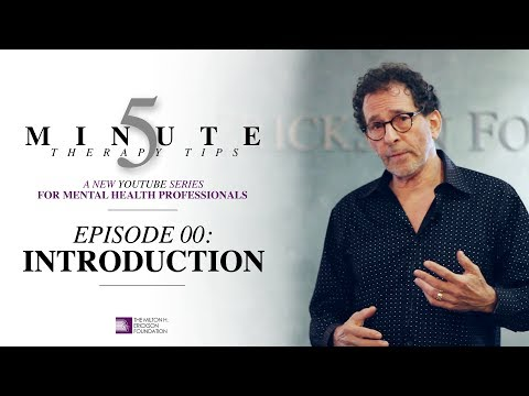 5 Minute Therapy Tips - Episode 00: Introduction