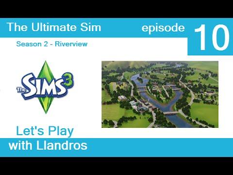 "The Ultimate Sim – Season 2 – Episode 10 – ""Splinters and Pranks"""