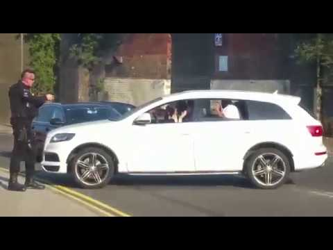 British Pakistani Gangsters Arrested   Birmingham Shooting   Police Chase 2018