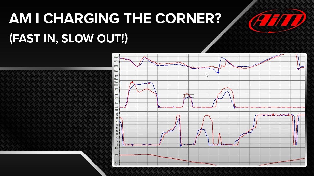 AiM Data Analysis — James Colborn Racing