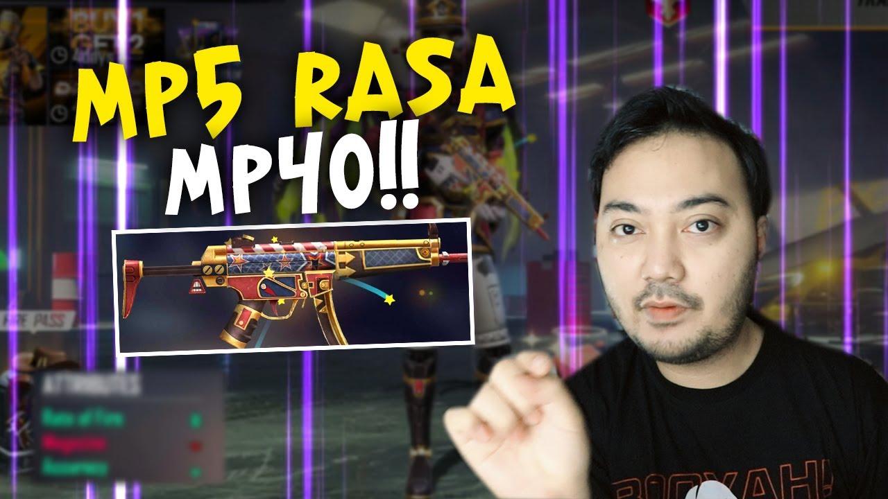 SKIN BARU MP5 RASA MP40 BUAT LAWAN SHOTGUN REAPER?