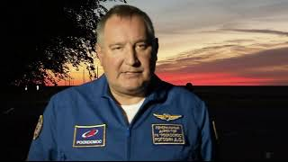 Russian Space Agency Head Talks Soyuz Launch Failure