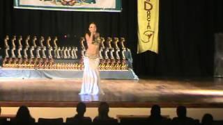 Gala Mega Dancing Luciana Acosta by Pia Nelegatti
