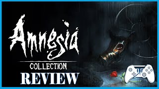 Amnesia Collection Review - Where am I? (Video Game Video Review)