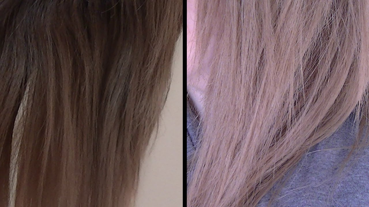Pro Voke Hair Colour Remover Tutorial And Review