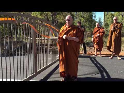 opening of dhammasar|eng