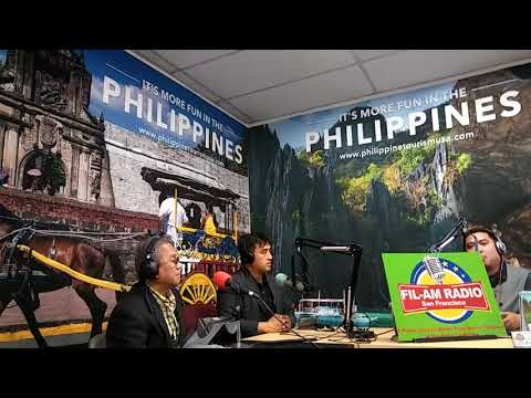 Mangga World Interviewed from FIL-AM RADIO At San Francisco, California USA