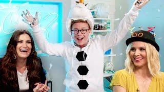 'The Tyler Oakley Show,' Disney 'Frozen' Edition with Idina Menzel & Kristen Bell