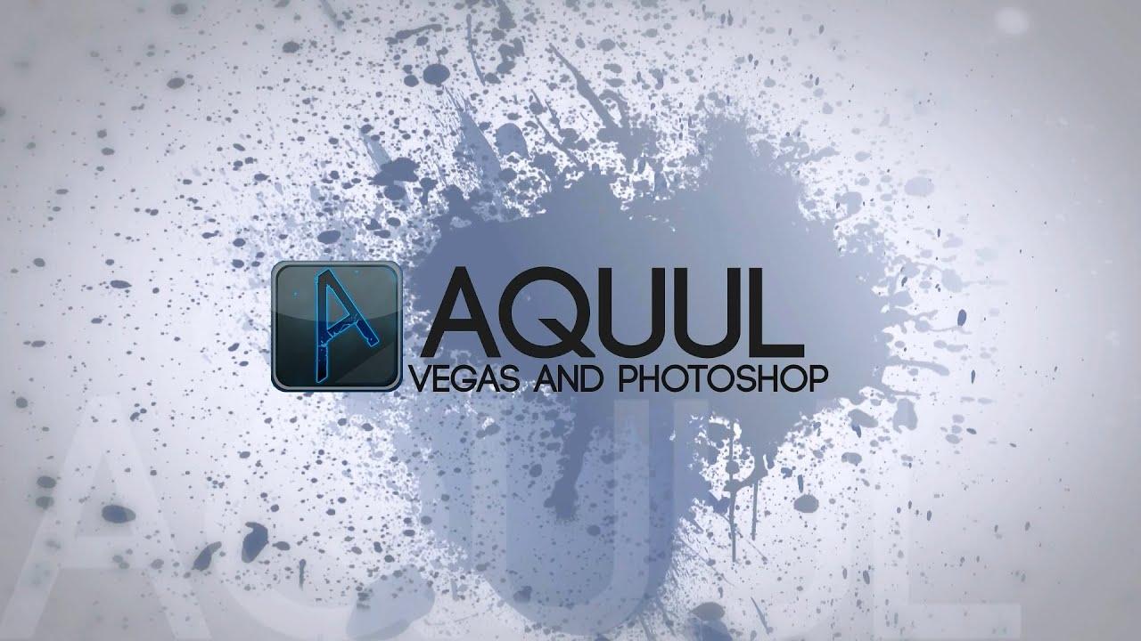 Sony Vegas Pro 12 Intro Template: Grunge Splatter - YouTube