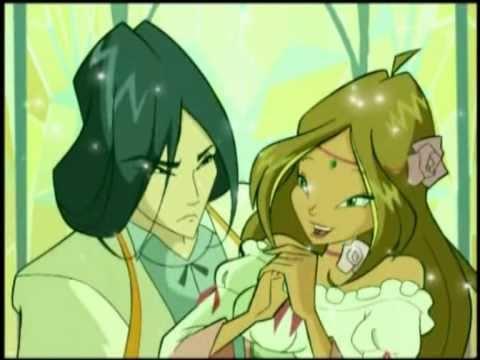 Winx Love-Flora and Helia-Я тебя никому не отдам