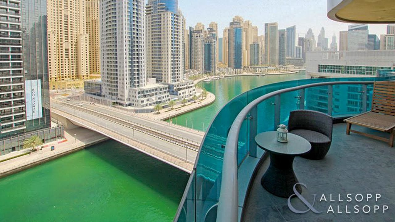 2 bedroom apartment for rent in Dubai, Orra Marina, Dubai ...