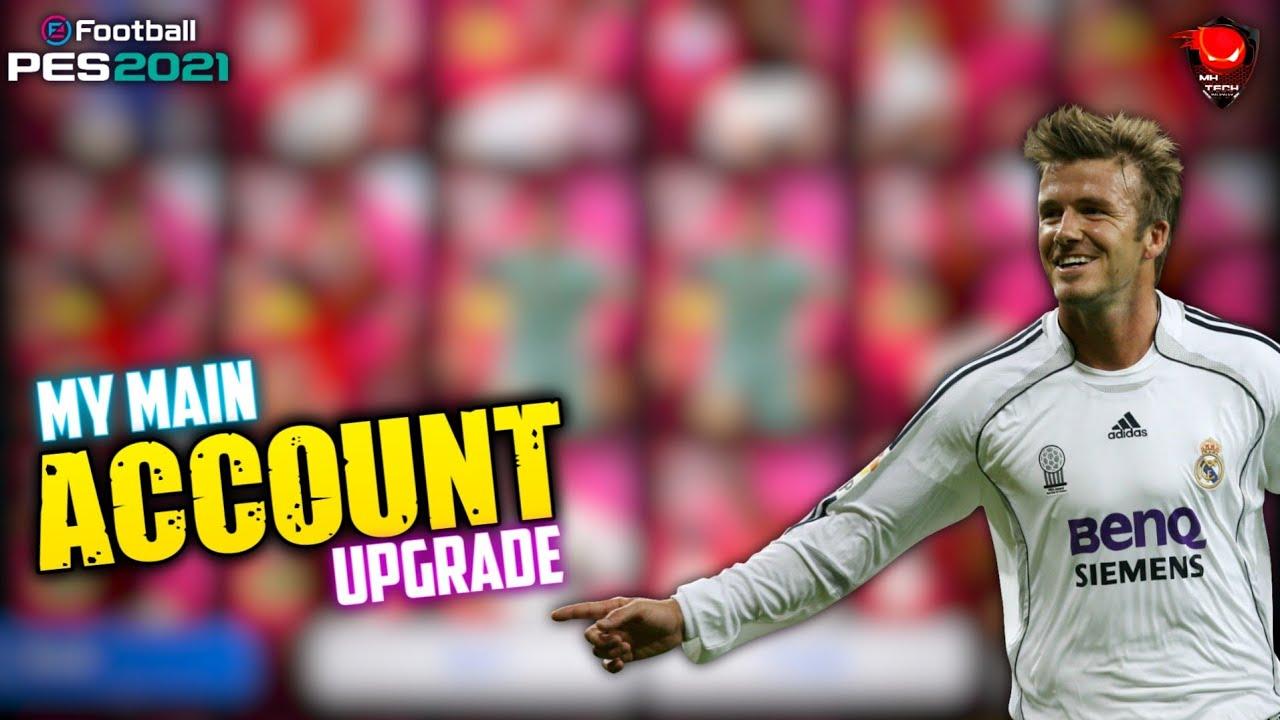 Updating My Iconics & Squad 🤫 | New Iconic Players⚡ Upgrade | efootball Pes 2021