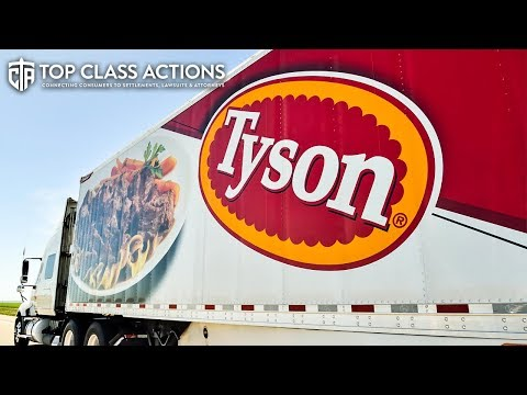 Tyson Foods Sued For Allegedly Lying About The Origins Of Their Beef