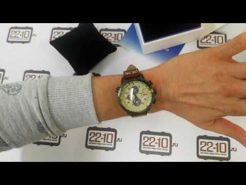 Японские часы SEIKO SSC425P1 видео обзор