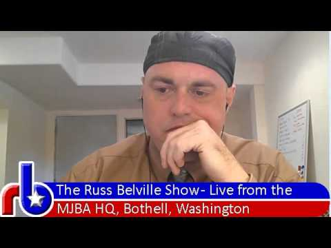 The Russ Belville Show #422 - Live from Seattle's First Legal Marijuana Shop