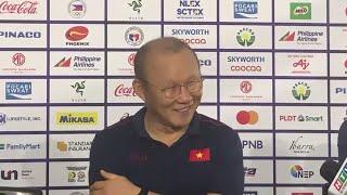 Hỏi thầy Park về chấn thương Tiến Linh - U22 Việt Nam vs Campuchia