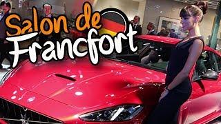 Salon de l'auto de Francfort 2017